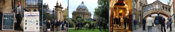 Oxford Walking Tours images