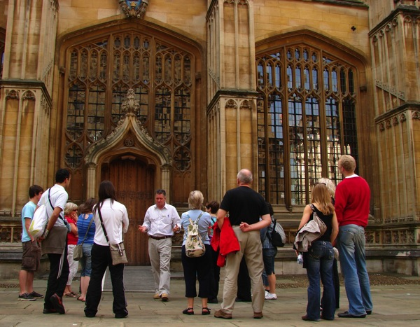 Divinity School – Also featured in 'Harry Potter'