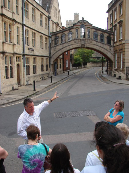 Bridge of Sighs – Hertford College