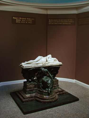 Percy Shelley Memorial (2)